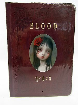 Mark Ryden  BLOOD Exhibition Book 2nd Edition from Earl McGrath Gallery 110-page