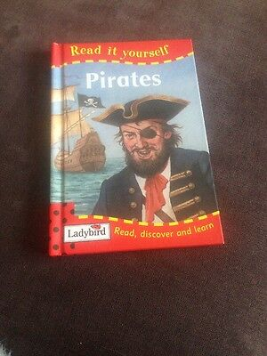 Ladybird Book,read It Yourself ,Pirates
