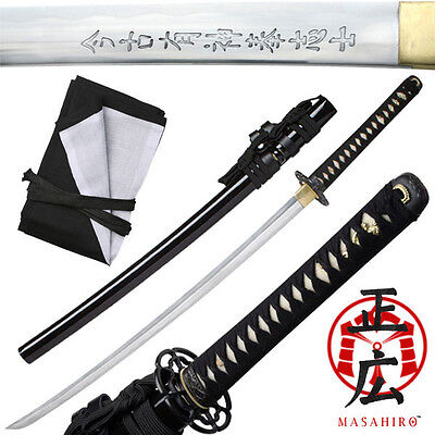 NEW War Sword Last Samurai Tachi with Hand Forged Live Blade
