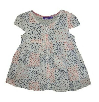 MEXX short sleeved Girl Blouse with maritime Print Size 74 80