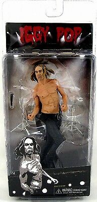 "Iggy Pop - Music Icons - 7"" Action Figur (Bowie) Action Figure"