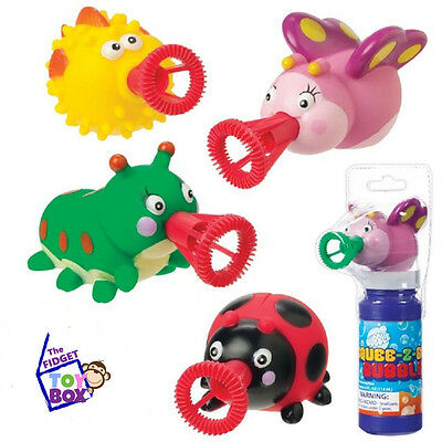 4oz Squee-Z-Bubbles kids toy outdoor autism adhd therapy activity