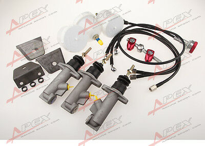 Pedal Box Fitting Kit For Hydraulic Brake Pedal