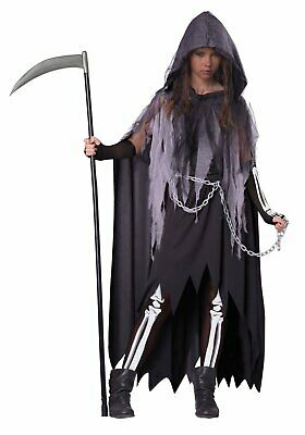 California Costumes Collections 04082 Miss Reaper