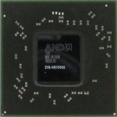 Geniune New AMD 216-0810005 Graphic Card BGA Chipset with Balls