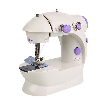 New Useful Multifunction Electric Mini Sewing Machine Desktop With Led