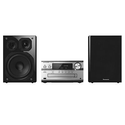 Panasonic SC-PMX152EGS silber ALL Connected HiFi System