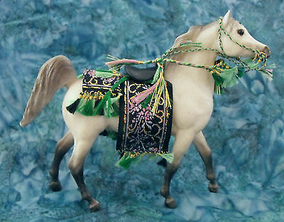 Breyer LB/Stone Pebbles Size Arabian Costume with Model