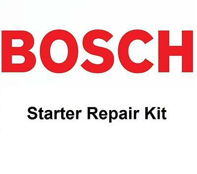 VW BOSCH Starter Repair Kit 1007010079