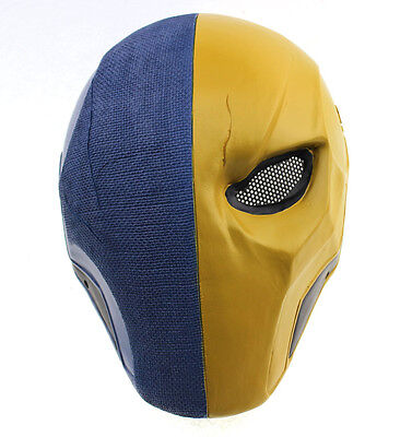 Fiber Resin Single Wire Mesh Eye Airsoft Paintball Full Protection Mask L893