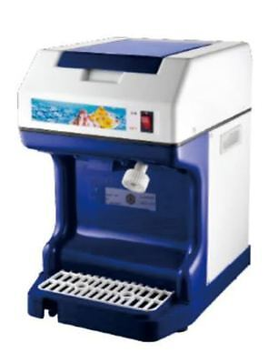 Commercial snow cone,Sno cone, Snow machine, Shaved Ice machine, ice crusher new
