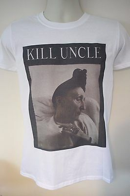 Morrissey T-Shirt kill uncle tour merchandise the smiths moz edith sitwell