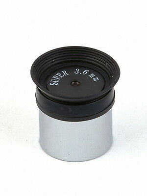 Oculare Eyepiece Skywatcher Super 3,6mm diametro 31,8mm