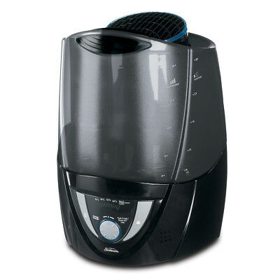 Sunbeam® Designer Series™ Cool Mist Humidifier, Black SCM2412B-CN