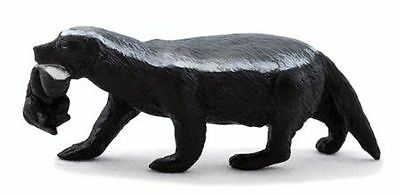 Mojo Animali Selvaggi Wild Life Tasso Del Miele 387153 Honey Badger Female