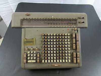 FRIDEN Model # STW10 Mechanical Calculator