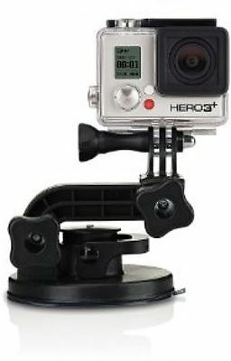 GoPro Genuine Accessories Suction Cup Mount Go Pro Camera HD Hero