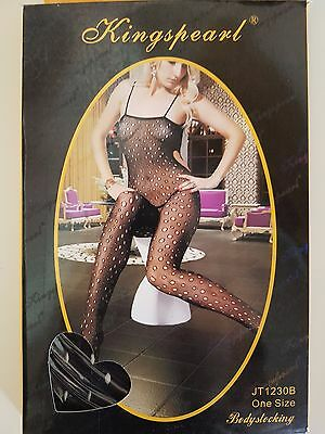 Hot Reizwäsche Fishnet Body Stocking Catsuit Netz Body Unterwäsche |H| 79888-2