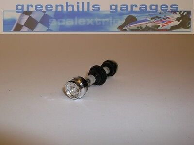 Greenhills Scalextric MG Metro Chrome Rear Axle & Wheels – Used P807