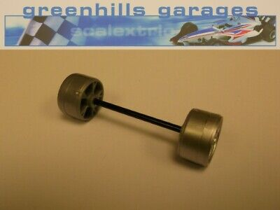 Greenhills Scalextric Vauxhall/Opel Calibra Front Axle & Wheels New – G617