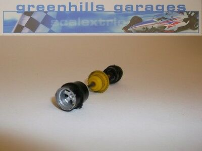 Greenhills Scalextric March Ford C26 Rear Axle & Wheels – Used P776
