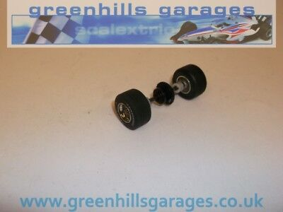 Greenhills Scalextric Toyota F1 2002 Rear Axle With Tyres – P1191