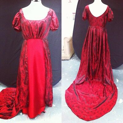 Made To  Order Silky paisley Double Gown In Choice Of Colours