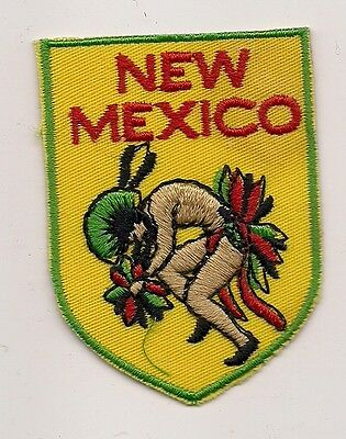 Souvenir Voyager Patch State Of New Mexico