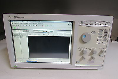 Agilent 16903A Logic Analyzer 68 Channel 4 Ghz with 16910A module