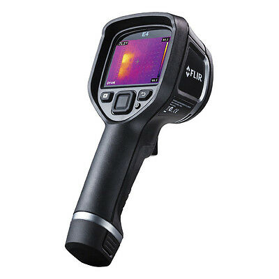 Flir E4 Infrared Camera with MSX Technology 4800 Pixels and WiFi