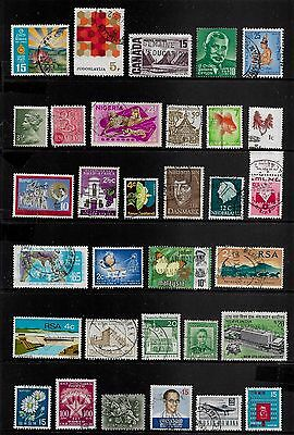 WORLD STAMPS - mixed collection, Lot No.114, all different