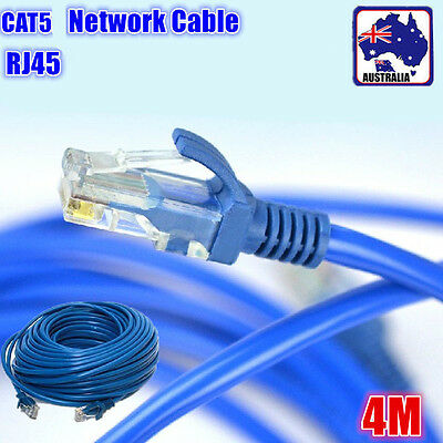 4M 13.1ft RJ45 CAT5 Ethernet LAN Network Cable ENETW0501