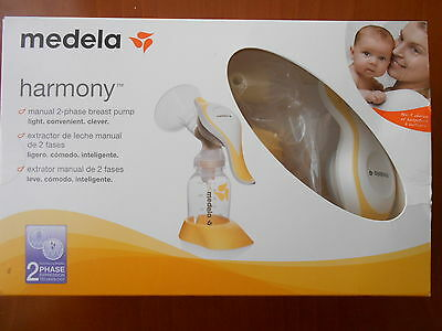 Extractor de Leche manual de 2 fases Medela (Sacaleches manual de 2 fases)