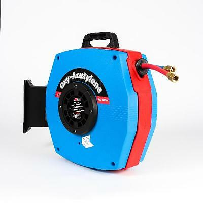 NEW OXY LPG 12 metre Auto Retractable Hose Reel