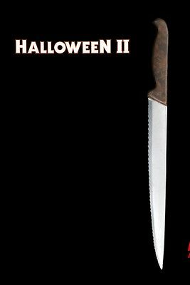 Michael Myers Halloween II Elrod Prop Knife Trick or Treat Studios