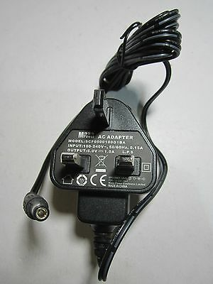 Replacement 5V 1000mA AC Adaptor Power Supply 4 WT0502400 AST-300C Foot Massager