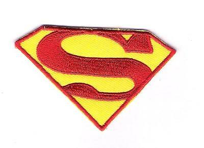 patch embroidered / écusson thermocollant Superman