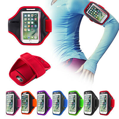 Quality Sports Armband Gym Running Workout Strap Phone Case✔Sony Xperia XA1 Plus