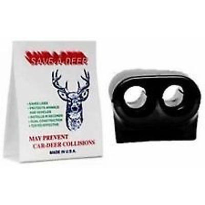 Deer whistle, authentic from USA, animal alert, passenger protection, warning