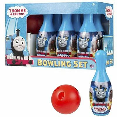 Thomas & Friends Bowling 6 Pins & Ball Set Fun Kids Activity Outdoor/Indoor Toy