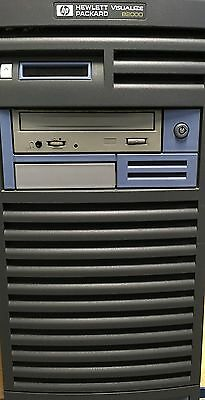HP A5983A VISUALIZE B2000 WORKSTATION 400MHz 18GB / 1GB / CD ROM