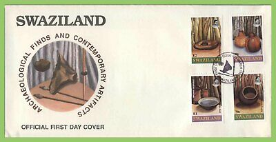 Swaziland 1993 Archaeological and Contemporary Artifacts First Day Cover