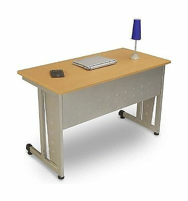 OFM 55103-MPL Computer Table 24 by 48-Inch Maple