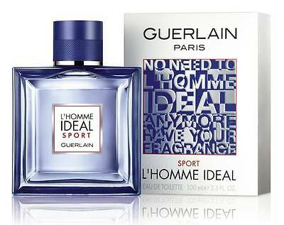 Guerlain - L'Homme Ideal Sport Eau de Toilette - New Launch