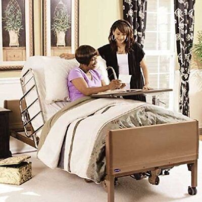 Full Electric Hospital Bed Package (Invacare Full Electric Home Hospital Bed)