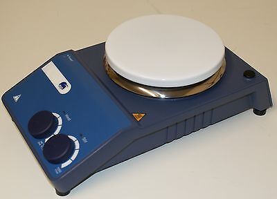 ISG 153-005 Hotplate Magnetic Stirrer / Ceramic Coated Stainless Steel (New)