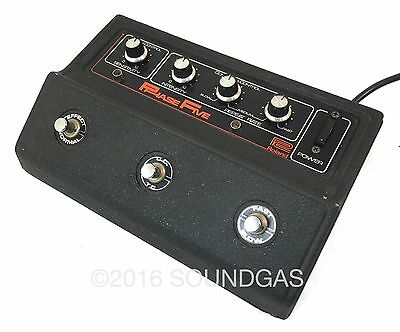 ROLAND PHASE FIVE *Serviced* 70s Phaser Effect Pedal - price inc 20% VAT
