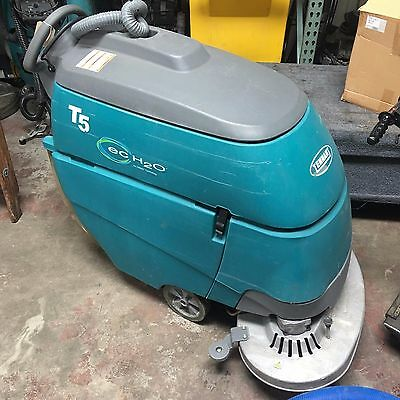 "Tennant T5 28"" Disk Floor Scrubber with ec-H2O"