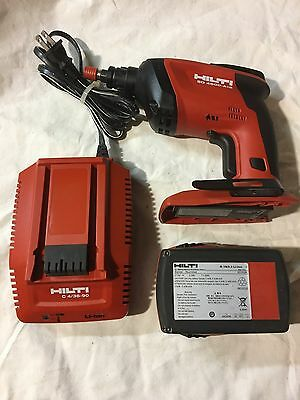 Hilti SD 4500-A18 Cordless Driver tool Battery & Charger (BRAND NEW-open box)