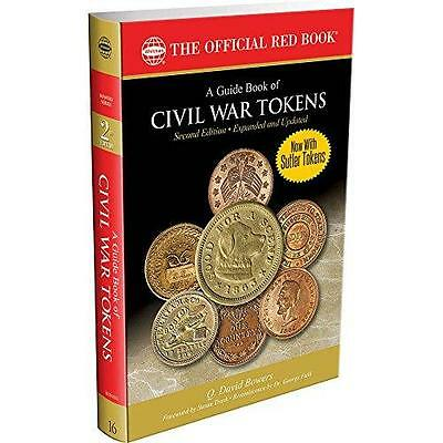 FREE 2 DAY SHIPPING: A Guide Book of Civil War Tokens, Second Edition